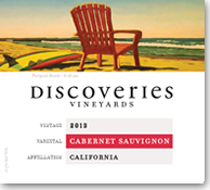 Discoveries Vineyard Cabernet Sauvignon
